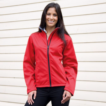 Result Women's Core Softshell Jacket RS209F
